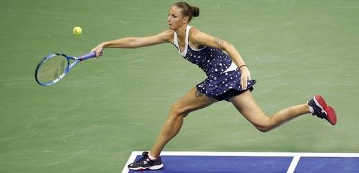 Karolína Plíšková ve čtvrtfinále US Open nestačila na domácí Serenu Williamsovou.
