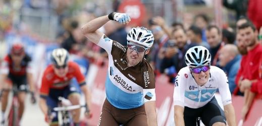 Španělská Vuelta mění po dvanácti etapách lídra závodu.