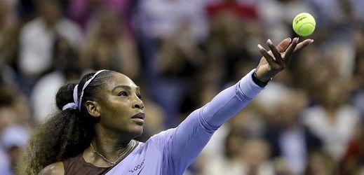 Americká tenistka Serena Williamsová usiluje o zisk čtyřiadvacátého grandslamového titulu.