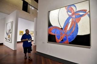 Výstavu připravila Národní Galerie Praha ve spolupráci s Réunion des musées nationaux, Centre Pompidou a finskou národní galerií.