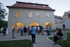 Oslava narozenin se uskuteční ve Werichově vile.
