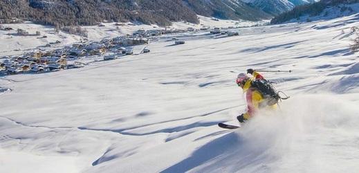 Zimní olympiádu v roce 2026 by mohlo uspořádat italské Livigno.