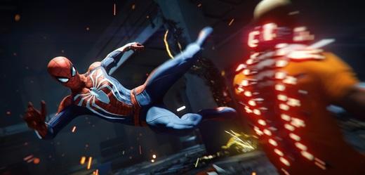 Vychází nový herní Spider-Man a řadí se mezi nejlepší superhrdinské hry