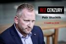 Hostem pořadu BEZ CENZURY bude Petr Stuchlík.