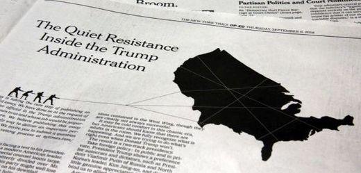 Anonymní článek v New York Times.