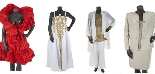 V New Yorku proběhne dražba šatů Arethy Franklinové.