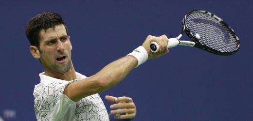Novak Djokovič si zahraje finále US Open po výhře nad Nišikorim.