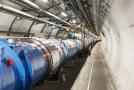 Velký hadronový urychlovač částic, CERN.