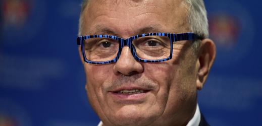 Vladimír Dlouhý, prezident Hospodářské komory České republiky.