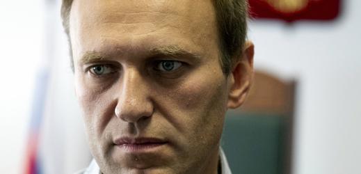 Hlasovací den stráví Navalnyj ve vězení.