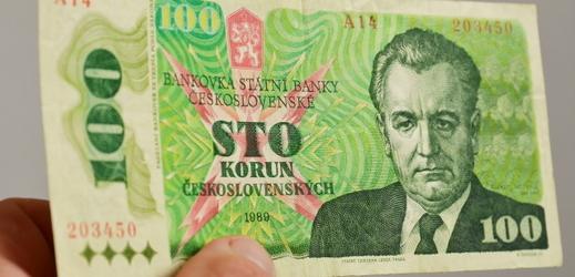 Československá měna.