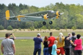 Na fotografii je letadlo Junkers Ju 52/3m.