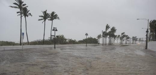 Hurikán Irma zasáhl loni Floridu.