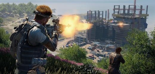 Letošní Call of Duty: Black Ops 4 ukázalo, jako si představuje battle royale režim