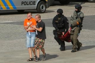 Teroristi v Praze?! Začalo největší cvičení, zajatých jsou tisíce