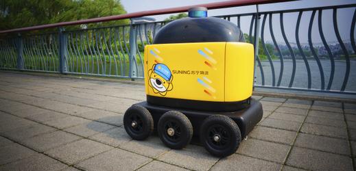 Roboti jsou vybaveni GPS, kamerou a radarem.