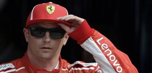 Kimi Räikkönen opouští Ferrari a míří do Sauberu.