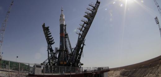 Raketa Sojuz.