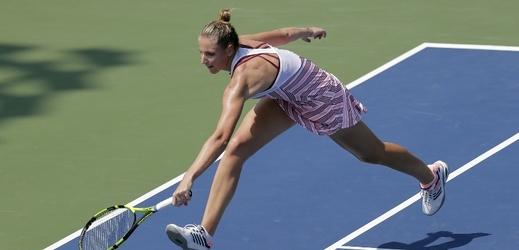 Tenistka Kristýna Plíšková.