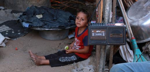 Lidé v pásmu Gazy postrádají i základní zdravotnickou péči.