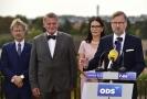 Zahájení předvolební kampaně ODS v Praze.
