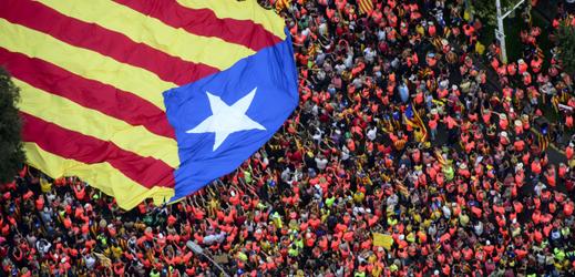 Lidé dali jasně najevo, že jim na nezávislosti své země záleží.