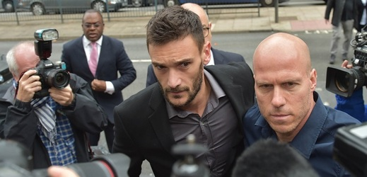 Hugo lloris se dozvěděl trest za řízení v opilosti.