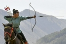 Světové nomádské hry v Kyrgyzstánu.