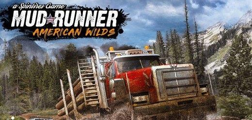 Simulátor Spintires: MudRunner vezme brzy hráče do americké divočiny