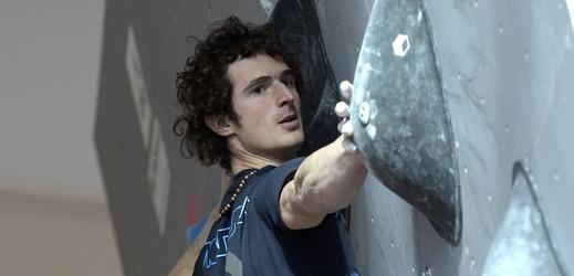 Bouldering má Ondrovi přinést další cenný kov do sbírky.