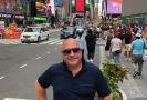 Michal David řádil v New Yorku.