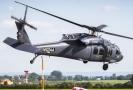 Legendární vrtulník Black Hawk.
