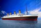 Model Titaniku.