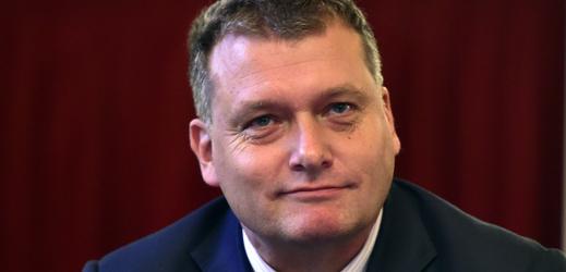 Předchozí ředitel Českých drah (ČD) Pavel Krtek.