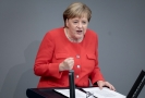 Německá vláda kancléřky Angely Merkelové se řítí do další krize.