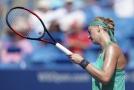 Petra Kvitová skončila v anketě WTA o sto hlasů druhá za Ruskou Šarapovovou.