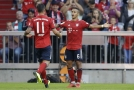 Bayern porazil Leverkusen 2:1.