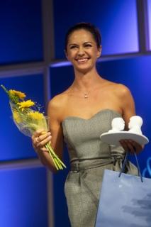 Ivana Vaňková získala cenu za nejlepší ženský herecký výkon v dabingu.
