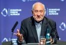 Nositel Nobelovy ceny za ekonomii Joseph Stiglitz.
