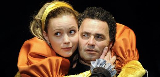 Inscenace Faust a Markétka v roce 2009.