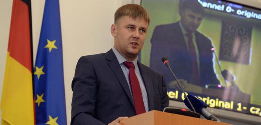Tomáš Petříček.