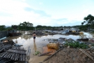 Následky tajfunu Mangkhut.
