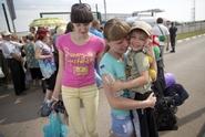 Vy nás fakt považujete za uprchlíky? diví se Ukrajinci