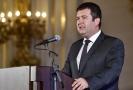 Ministr vnitra a zahraničí Jan Hamáček.