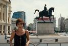 Snímek z filmu Je mi jedno, že se zapíšeme do historie jako barbaři.