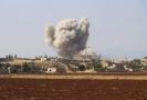 V Idlibu ustalo bombardování, tisíce lidí se začaly vracet domů.