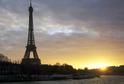 Eiffelova věž.