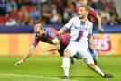 Duel mezi Plzní a CSKA Moskva skončil remízou.