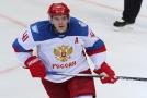 Nikolaj Kuljomin se zranil.