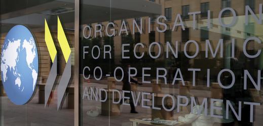 Budova OECD.